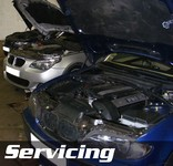 BMW Servicing at STR Service Centre Norwich, Norfolk