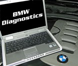BMW Diagnostics at STR Service Centre Norwich, Norfolk